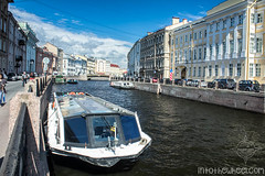 Canals of St. Petersburg