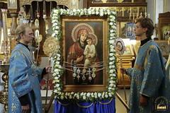 6. Solemn Seeing-off of the Svyatogorsk Icon of the Mother of God to Kiev / Торжественные проводы Святогорской иконы Божией Матери в Киев