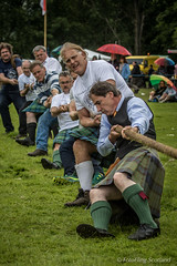 MacLaren Tug O' War Team