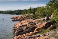 Kopparnäs open-air Recreation Area┃DSC5204 (Anne Kaihola) Tags: summer seascape sunshine stone suomi finland daytime kivi inkoo auringonpaiste kopparnäs merimaisema afsnikkor50mmf18g nikond610 annekaihola