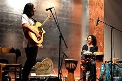 Omid HM & Shango (irenembaena) Tags: music fun concert percussion concierto ronda artistas musica risa dely percusión espacio divertido omid gracioso shango