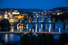 Vltava River View