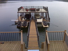 Double Slip Docks