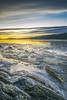 Yellow Sunset on Ice (anbjornhansen) Tags: hella nøtterøy vestfold norway sunset yellow seascape coast rock ice sony sonya7r 1635mm
