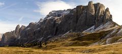 Torri del Sella (Dolomites Oct 2016) (kauffmann.jeff) Tags: dolomites montagne dolomiti unesco coth5