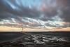 Zeit am Wasser (CB-Photos) Tags: zeit strand meer liebe wasser küste polen a77mk2 ostsee wolken nd sky wellen leuchtturm schiff windmühle