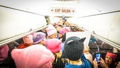 2017.01.20 Alaska Air Flight 6 in Pink LAX-DCA 00062