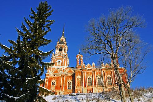St.Nicholas Cathedral, Mozhaysk, Russia