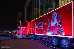 Coca cola trcuk, Emmen