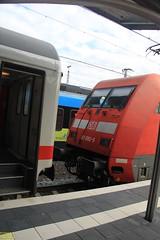 D-DB Adtranz Class 101 #101 092-5 (busdude) Tags: 91 80 6101 0925 ddb adtranz class 101 bad benthiem badbenthiem ns nederlandse spoorwegen deutsche bahn nederlandsespoorwegen deutschebahn db ic 141 intercit