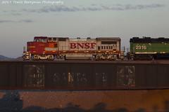 2007-08-14 BNSF 560 West Cadiz Local West Siberia Needles Sub California (Travis Berryman) Tags: bnsf needlessub desertrailroading bagdad cadiz siberia