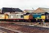 Help is at Hand (Wolfgrade) Tags: class47 derailedtrain thornaby stocktonontees britishrail wilton wiltonendeavour class37 phoenixsidings