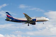 VP-BME Airbus A320-214 Aeroflot