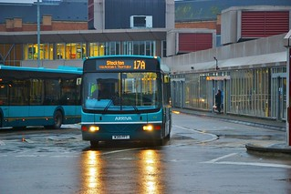 Arriva North East 1914 W219PPT - Middlesbrough Bus Station