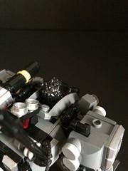 8. NMS-01 Cockpit 2 (Sam.C MOCs) Tags: robot lego military scifi mech moc hardsuit