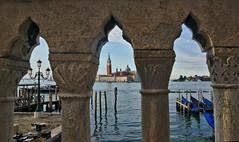 Three arches, one church