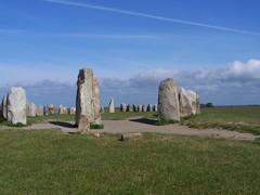 Ales stenar (3) (tompa2) Tags: alesstenar kåseberga skåne sverige äng