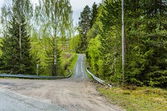 Road to heaven (Einar Schioth) Tags: road trees summer sky cloud norway clouds canon landscape norge photo outdoor ngc picture countryroad nationalgeographic hedmark einarschioth