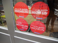 Looks like The Michelin Guide has been here!