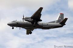 Hungarian Air Force An-26 (stu norris) Tags: aviation airshow airforce hungarian fairford riat an26