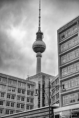 Alexanderplatz / Fernsehturm