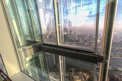 View From The Shard (NealHumphris) Tags: london canon eos view 7d shard hdr