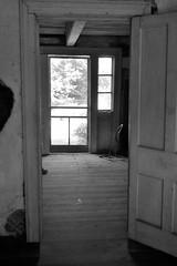 Doorways - Johnston Historical House - Sault Ste. Marie - Michigan (Mikel Classen) Tags: house michigan historical upperpeninsula saultstemarie johnjohnston