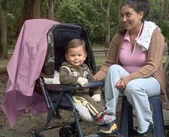 Mother and Child (gjmata2002) Tags: people woman mujer child gente venezuela streetphotography caracas miranda nio streetphotos elhatillo chdk darktable