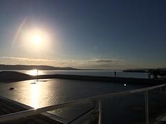 Lovely wrap-around views where we are staying of Lake Pepin. Lake City, Minnesota. #lakecitymn #lakepepin #lakeviews (bageltam) Tags: lakepepin lakeviews lakecitymn