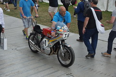 Honda CR750 737cc Four-Cylinder Four-Stroke 1971, Classic Racing Motorcycles, Goodwood Festival of Speed (f1jherbert) Tags: festival speed sony motorcycles bikes norton yamaha motor suzuki alpha ducati motorbikes fos goodwood 65 cycles gfos 2015 a65