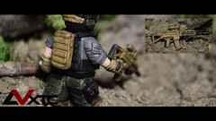 U.S. Spec Ops - G-Bricks (Back) (AndrewVxtc) Tags: us lego military acr custom spec operator ops mw3 andrewvxtc