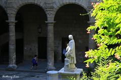 .. (alien2077) Tags: statue arch havana cuba baroque palacio plazadearmas   palaciodeloscapitanesgenerales