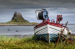 Holy Island, Northumberland (DM Allan) Tags: northumberland nationaltrust holyisland lindisfarne