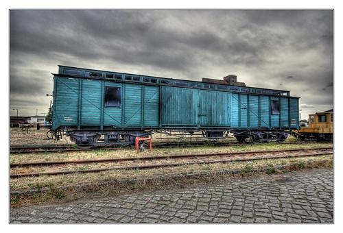 Magdeburg - Magdeburger Eisenbahnfreunde e.V DR 60 50 99-54 764-4 Gerätewagen