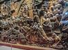 Big Wild Goose Pagoda-5696 (kasiahalka (Kasia Halka)) Tags: unescoworldheritagesite giantwildgoosepagoda bigwildgoosepagoda buddhistpagoda tangdynasty 652 morningbell godofwealth xuanzang xian china