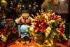 Season's Greetings (Ben-ah) Tags: rockefellercenter teuscherchocolates teuscher windowdisplay seasongreetings christmas holiday toysoldier soldier ornament decorations xmas