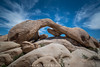 Elephant Heads (Mike Ver Sprill - Milky Way Mike) Tags: elephant head arch rock joshua tree cali california national park heads nature erosion rocks stone blue sky landscape mike ver sprill desert