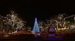 The Hague at night (Frans Schmit) Tags: grotemarkt haagseharry nightshot fransschmit thehague denhaag