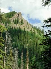 DSCN0449-crop (12fh) Tags: canada alberta nationalpark johnstoncanyon rockies banffnationalpark mountains
