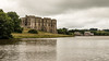 Carew (Keith in Exeter) Tags: carew castle mill pond water fort trees building architecture outdoor landscape pembrokeshire wales