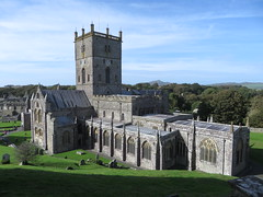 St Davids Cathedral (Dubris) Tags: wales cymru pembrokeshire stdavids cathedral architecture building