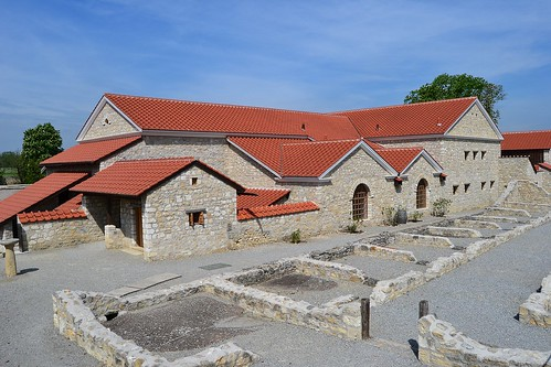 Archaeological Park Carnuntum, Petronell-Carnuntum, Niederösterreich