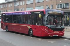 National Express West Midlands Alexander Dennis Enviro200 MMC 2226 (YX15 OZR) (Acocks Green) 'Ania' (john-s-91) Tags: nationalexpresswestmidlands alexanderdennisenviro200mmc 2226 yx15ozp solihull route71