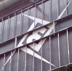 Berlin 2014.17 ((krungadoren)) Tags: berlin germany 2014 logo swastika