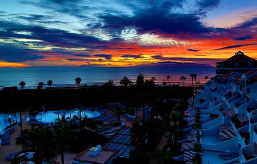 Las Americas view