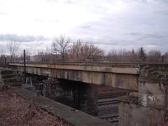 DSCN5241 (TajemniczaIstota761) Tags: abandoned railway viaduct wiadukt kolejowy