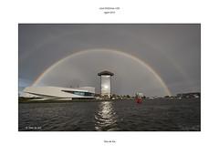 Amsterdam VIII (Toni de Ros) Tags: amsterdam rainbow arcoiris arcdesantmartí eye