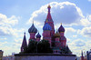 St. Basil's Cathedral (Vladimir Sajin) Tags: russia msca moscow city cityscape castel cathedral beauty building build sky sony sony77 sonya77 alpha77 a77 artistic square red europa art ancient ortodox church nordic m