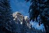 Pointe des Places (glassonlaurent) Tags: 74 haute savoie france neige montagne sixt fer cheval paysage hiver pointe des places