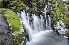 Fervenza Xunqueira Espadañedo (Jose Manuel Barreiros Galiña) Tags: belleza galicia ourense agua hielo frio volver lluevia